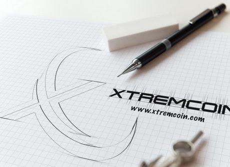 Xtremcoin'nin Sembolu: XTR ve Logo